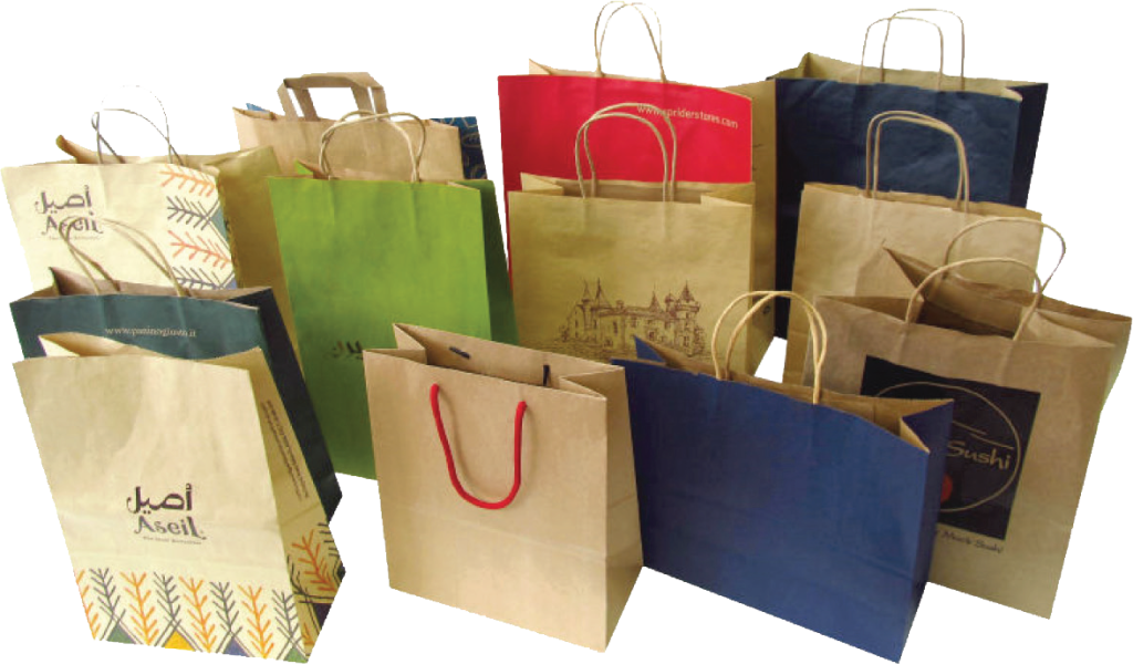 Image result for paper bag printing